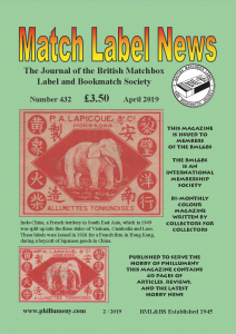 MLN 432 April 2019 front cover