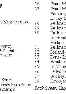 MLN 442 December 2020 contents