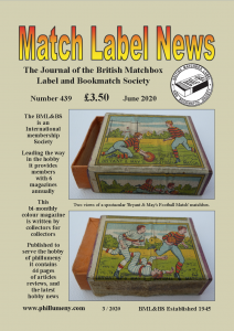 MLN 439 June 2020 front cover