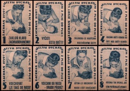 Czech labels,  Kiss of Life