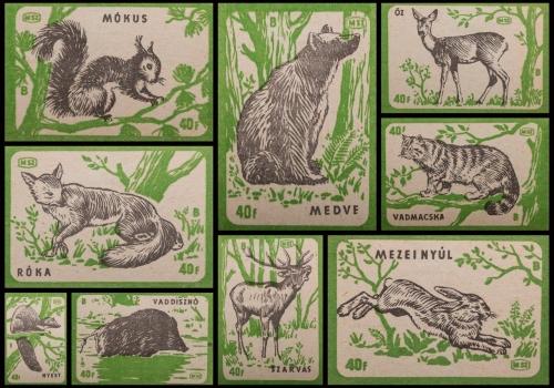 Hungarian labels