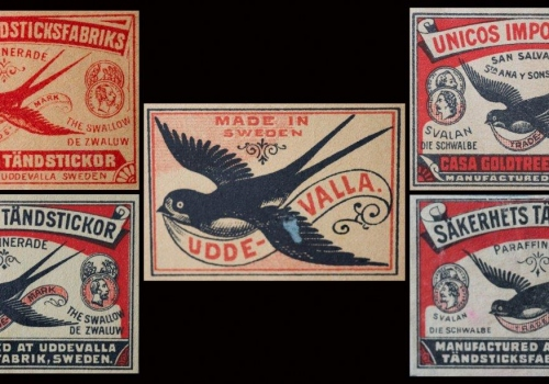 Swallow brand labels