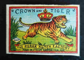 Crown and Tiger