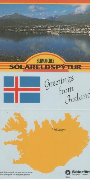 Akureyri, port and fishing centre