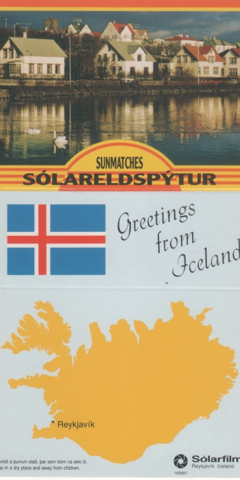 Reykjavik, the capital