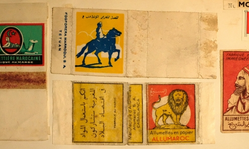 Skillets, an ARTB and a Belgian label from Morocco