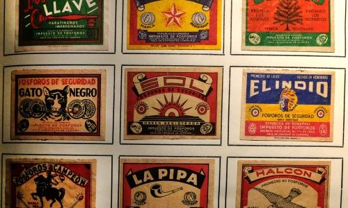 9 labels from Honduras
