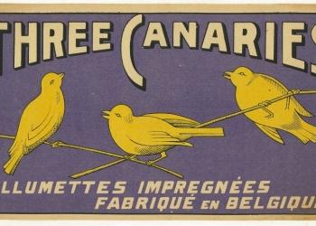 Threes gross label, Belgium