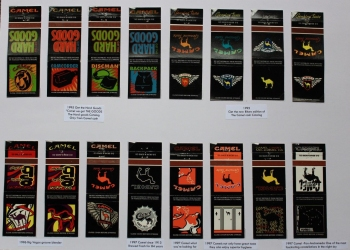 1995, 1996, 1997 bookmatches