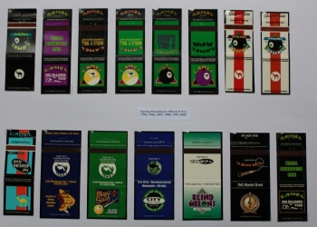 1995 to 2000 bookmatches