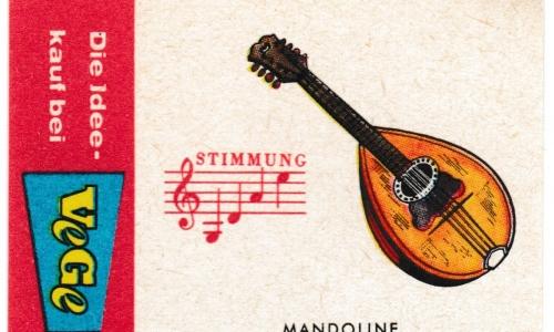 Belgian box label
