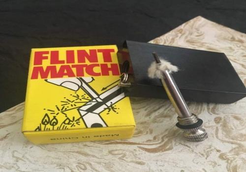 Flint matches