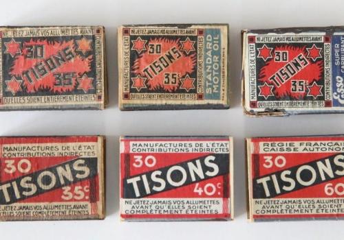 Tisons, 1926 - ca. 1940
