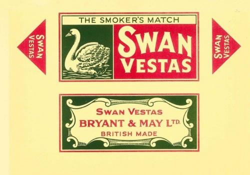 Dozen wrapper with change of design, 1955