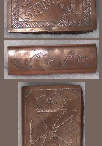 Copper grip