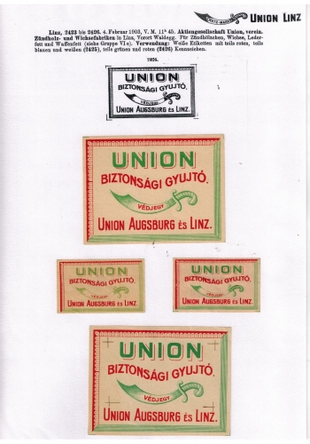 Registered 4th February 1903