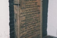 John Walker Grave Stone, © BML&BS