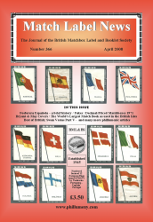 MLN 366 April 2008 front cover