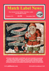 MLN 376 December 2009 front cover