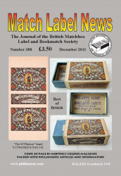 MLN 388 December 2011 front cover