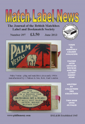 MLN 397 June 2013 front cover