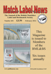 MLN 401 February 2014 front cover