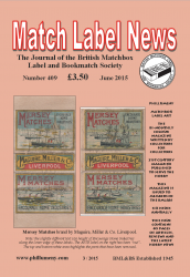MLN 409 June 2015 front cover