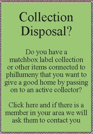 Advert - dispose of a collection