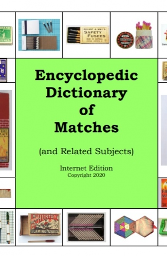 Advert - Encylcopedic Dictionary of Matches