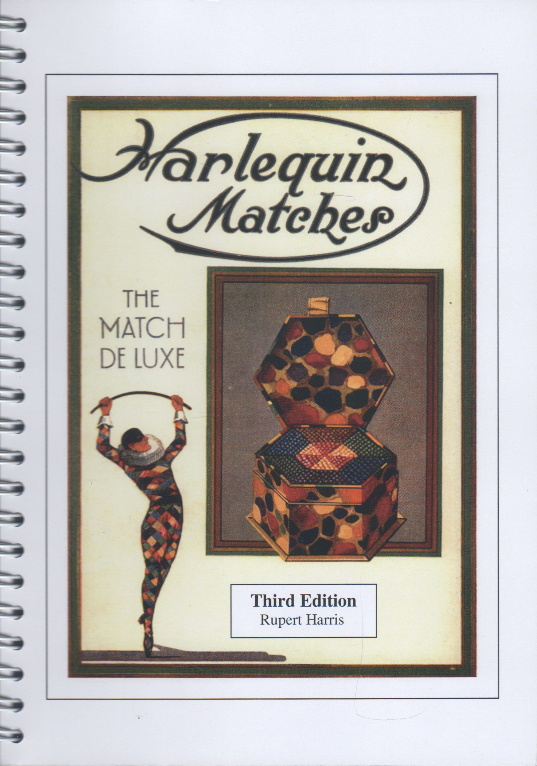Harlequin Matches Third Edition