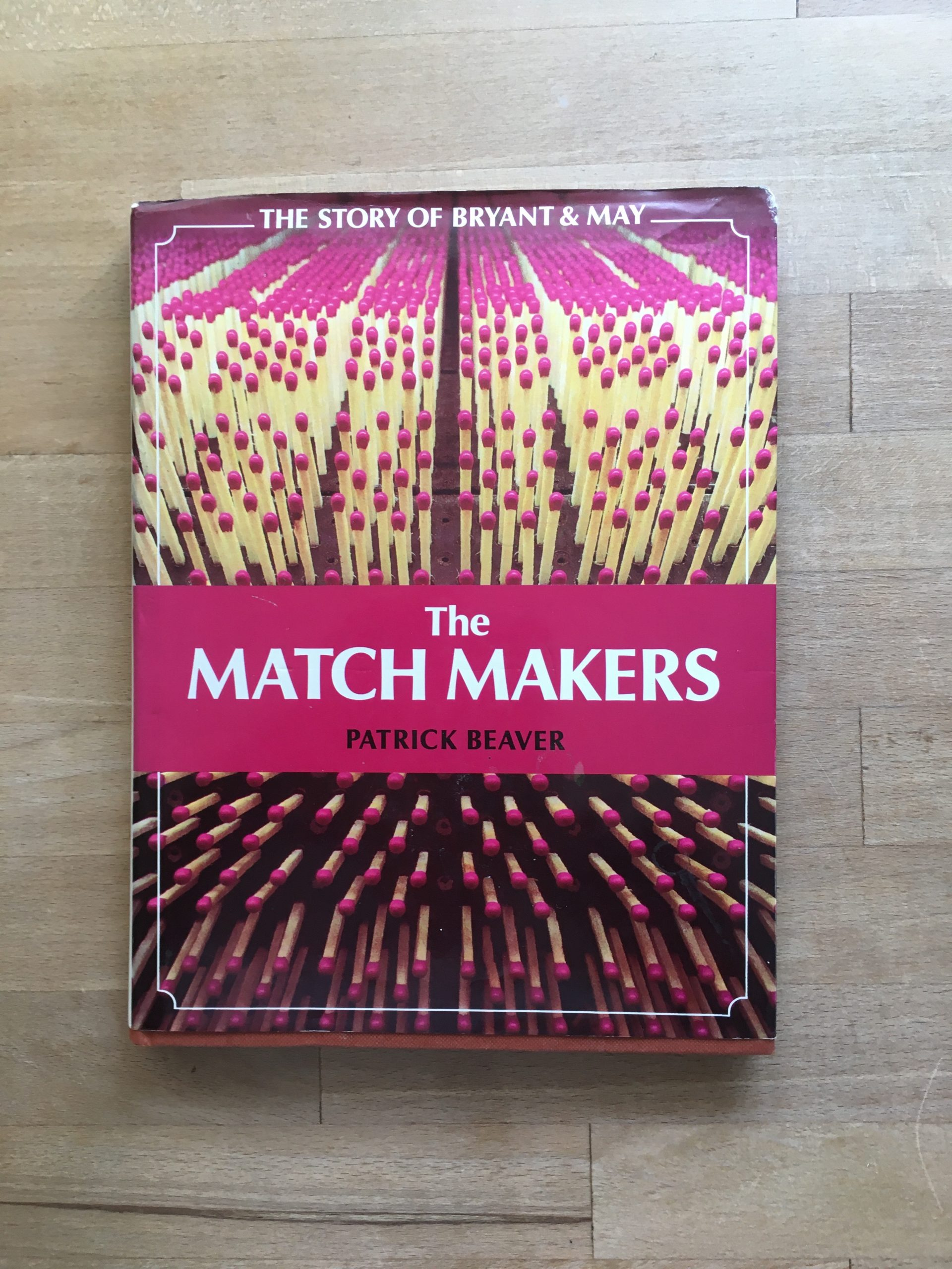 The Matchmakers by Patrick Beaver 1985