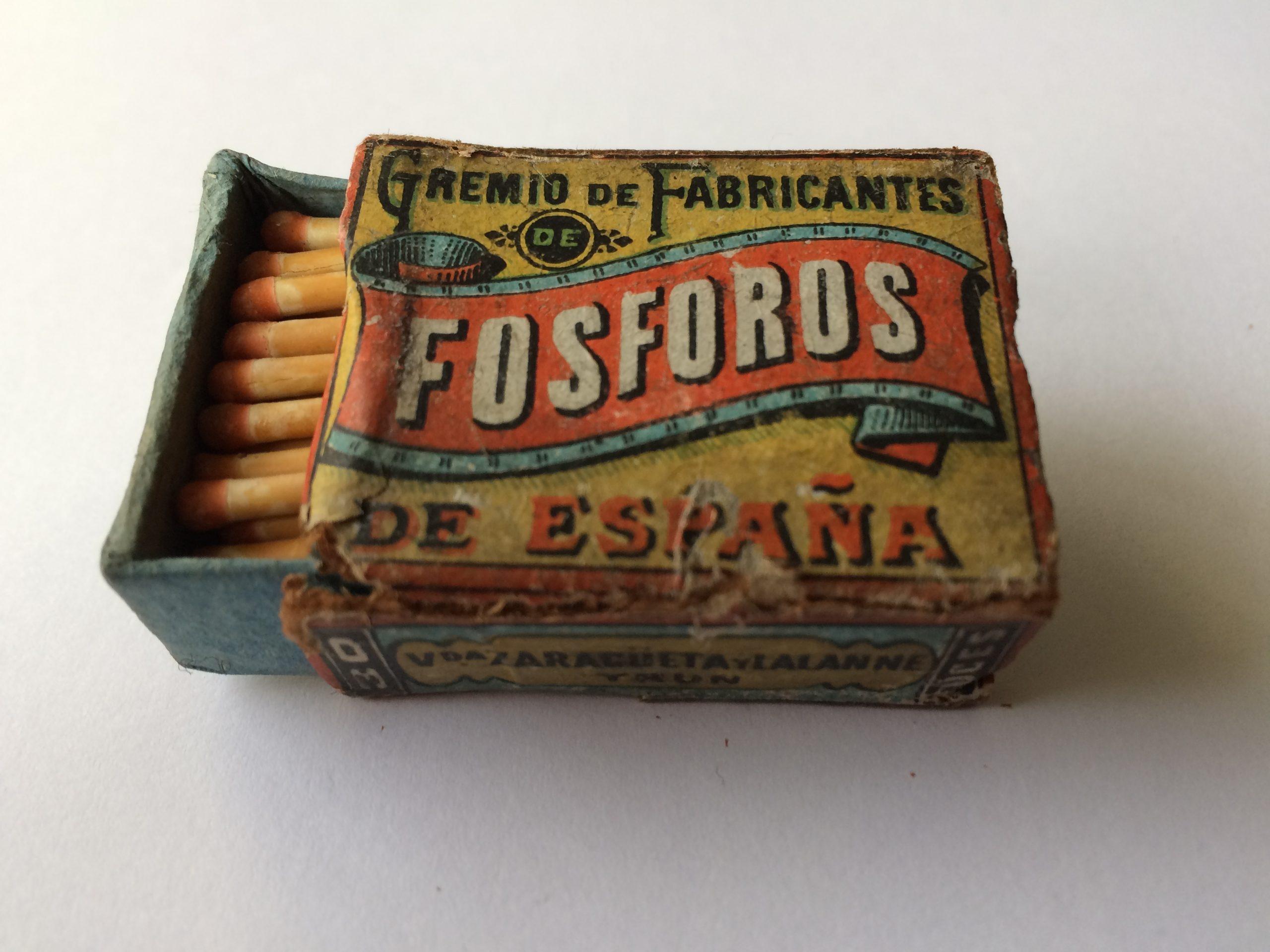 Gremio box, ca. 1895