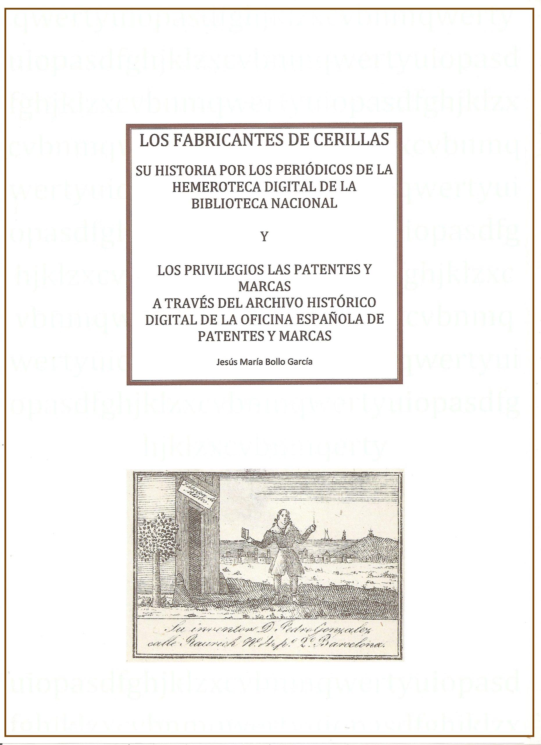 My book, Los Fabricantes de Cerillas