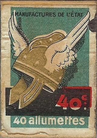 Casque d'or label, 50 x 35 mm
