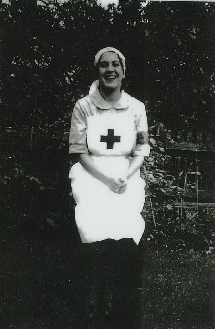 Mum in 1942