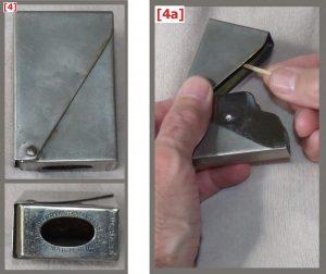 Bryant & May matchbox cover, 64 x 42 x 22 mm