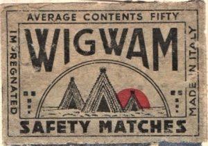 Wigwam brand