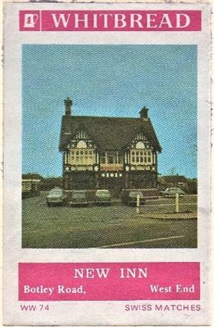 Whitbread Wessex Inn, number 74