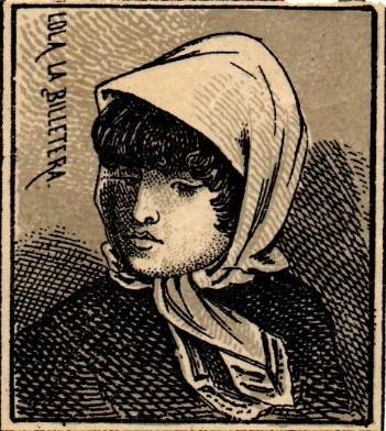 """Dolores Ávila (""""Lola la Billetera"""")"""