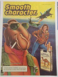 Smooth Character magazine advert