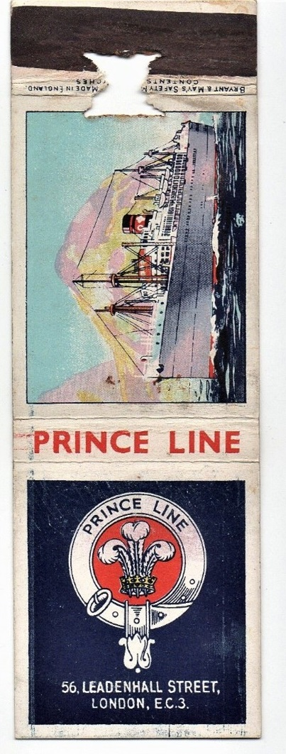 A mutilated gem - Prince Line