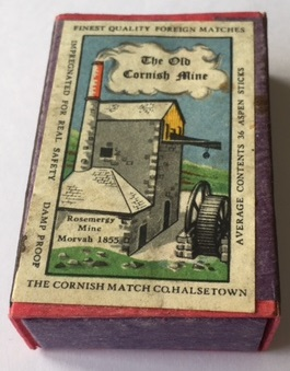 The very first Old Cornish Mine issue