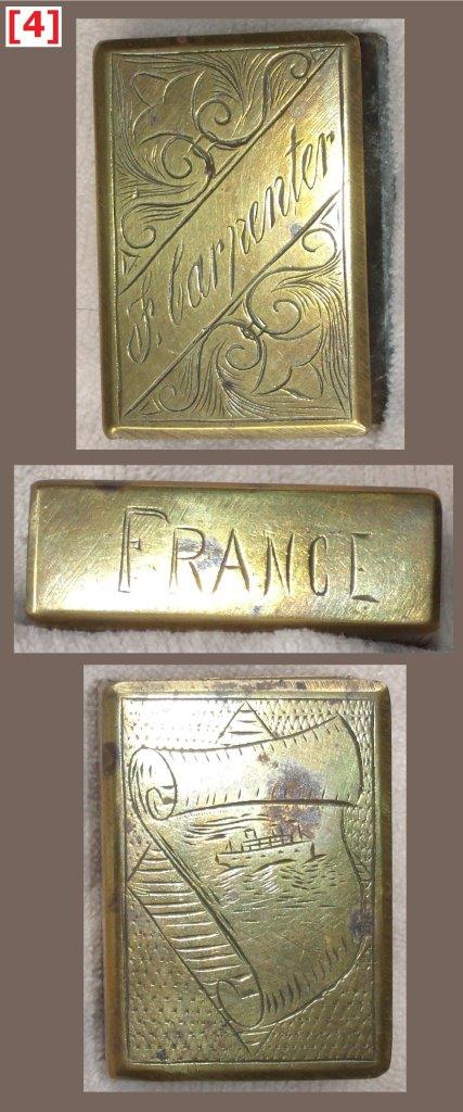 French grip, 56 x 41 x 20 mm